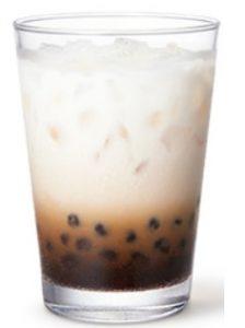 モス「タピオカ冬瓜茶(トウガンチャ)ミルク」2019年7月18日